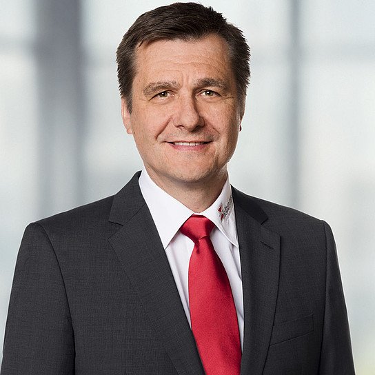 Frank Pospiech, managing director
