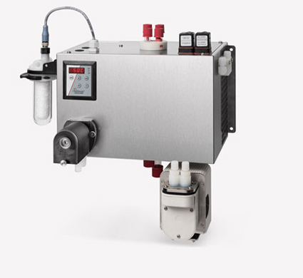 Gas Cooler Series TC-MIDI X2: Bühler Technologies GmbH - Home